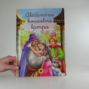 náhled knihy - Aladinova kouzelná lampa