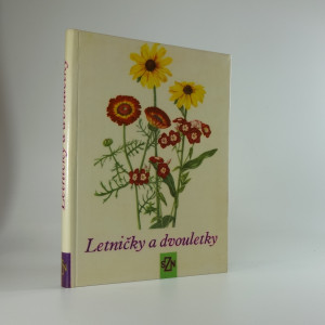 náhled knihy - Letničky a dvouletky
