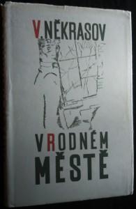náhled knihy - V rodném městě