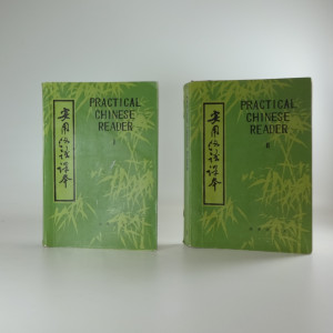 náhled knihy - Practical Chinese Reader I., II.