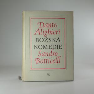 náhled knihy - Božská komedie (přeložil O. F. Babler)
