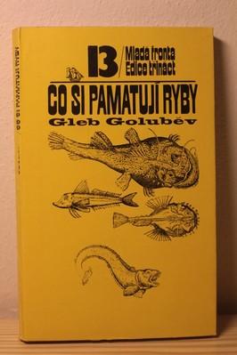 náhled knihy - Co si pamatují ryby