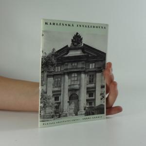 náhled knihy - Karlínská Invalidovna