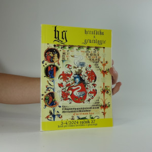náhled knihy - Haraldika a genealogie (3-4, 37. roč)