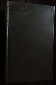 náhled knihy - Brockhaus abc der naturwissenschaft und technik