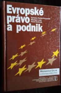 náhled knihy - Evropské právo a podnik