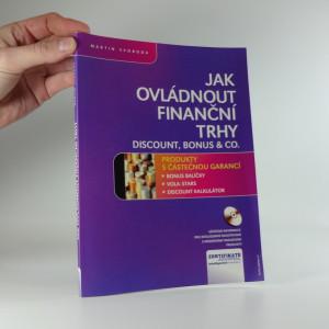 náhled knihy - Jak ovládnout trhy : discount, bonus & co.