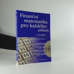 náhled knihy - Finanční matematika pro každého : příklady