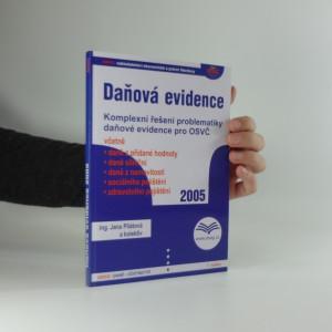 náhled knihy - Daňová evidence : komplexní řešení problematiky daňové evidence pro OSVČ : daň z přidané hodnoty, daň silniční, daň z nemovitých věcí, sociální pojištění, zdravotní pojištění