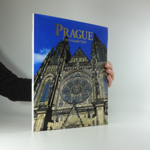 náhled knihy - Prague - the golden city : a book of photographs with texts about the history, art and culture of the city on the Vltava