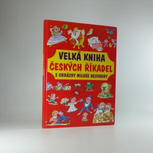 náhled knihy - Velká kniha českých říkadel