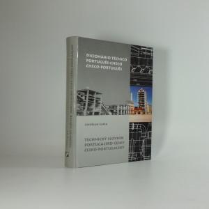 náhled knihy - Technický slovník portugalsko-český, česko-portugalský = Dicionário técnico português-checo, checo-português