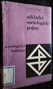náhled knihy - Základní sociologické pojmy