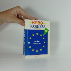 náhled knihy - Jazykový průvodce Euro business česko-německý