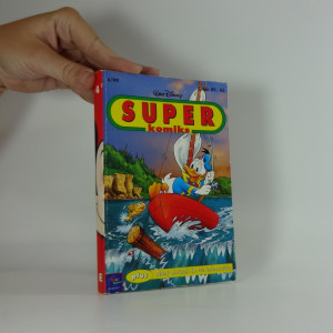náhled knihy - Disney Super komiks č. 4 (4/99)