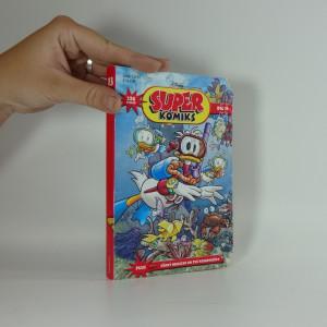 náhled knihy - Disney Super komiks díl 13