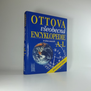 náhled knihy - Ottova všeobecná encyklopedie ve dvou svazcích. 1.díl