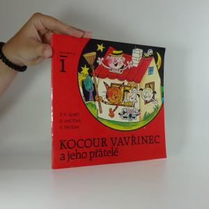 náhled knihy - Kocour Vavřinec a jeho přátelé 1