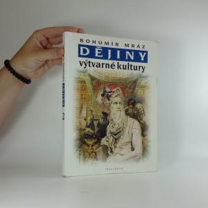 náhled knihy - Dějiny výtvarné kultury 2