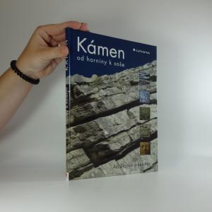 náhled knihy - Kámen : od horniny k soše