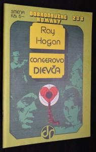 náhled knihy - Dobrodružné romány Smena, č. 238 Congerovo dievča
