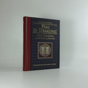náhled knihy - Páni ze Strakonic : vládci Prácheňska a dobrodinci johanitů