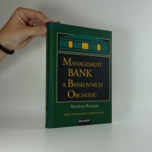 náhled knihy - Management bank a bankovních obchodů