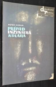 náhled knihy - Dobrodružné romány Smena, č. 114 Prípad inžiniera Kolára