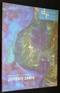 náhled knihy - Dobrodružné romány Smena, č. 118 Zápisník Sampa