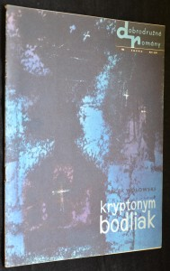 náhled knihy - Dobrodružné romány Smena, č. 105 Kryptonym bodliak