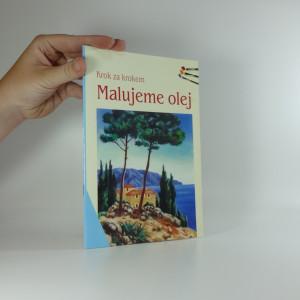 náhled knihy - Malujeme olej
