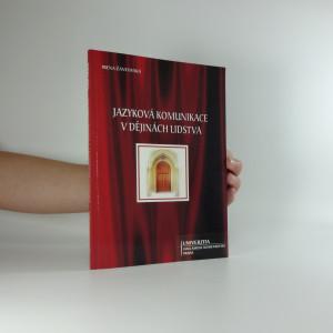 náhled knihy - Jazyková komunikace v dějinách lidstva