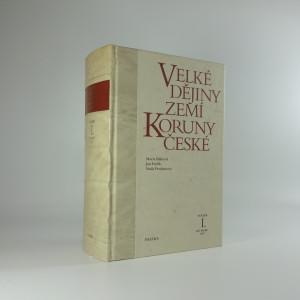 náhled knihy - Velké dějiny zemí Koruny české (I.)