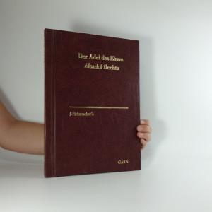 náhled knihy - Alsaská šlechta. Der Adel des Elsass.