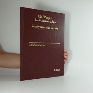 náhled knihy - Znaky nasavské šlechty. Die Wappen des Nassauer Adels.