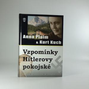 náhled knihy - Vzpomínky Hitlerovy pokojské