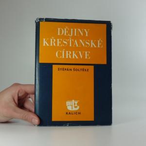 náhled knihy - Dějiny křesťanské církve