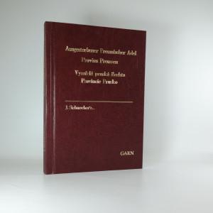 náhled knihy - Vymřelá pruská šlechta Provincie Prusko. Ausgestorbener Preussischer Adel; Provinz Preussen.