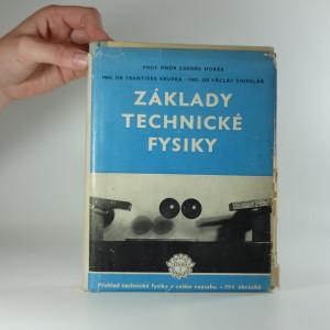 náhled knihy - Základy technické fysiky