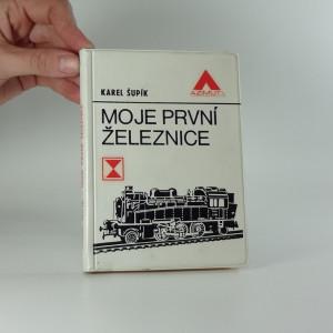 náhled knihy - Moje první železnice