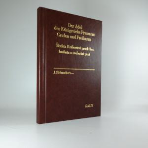 náhled knihy - Šlechta Království pruského: hrabata a svobodní páni. Der Adel des Königreichs Preußen; Grafen und Freiherrn.