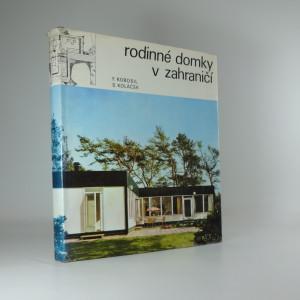 náhled knihy - Rodinné domky v zahraničí