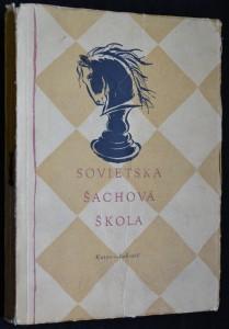 náhled knihy - Sovietska šachová škola