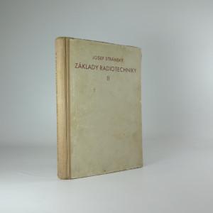 náhled knihy - Základy radiotechniky ii.