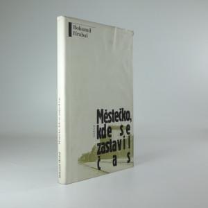 náhled knihy - Městečko, kde se zastavil čas