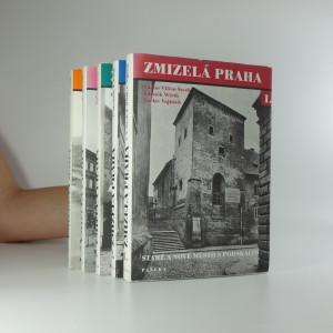 náhled knihy - Zmizelá Praha (1. - 5. díl)