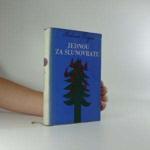 náhled knihy - Jednou za slunovratu