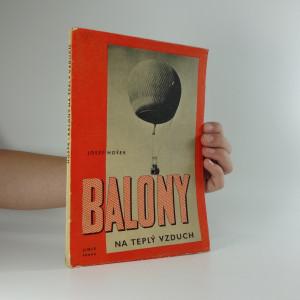 náhled knihy - Balony na teplý vzduch : teorie a stavba modelů