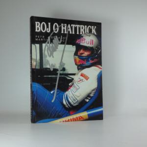 náhled knihy - Boj o hattrick