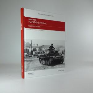 náhled knihy - Napadení Polska, Blesková válka (Září 1939)